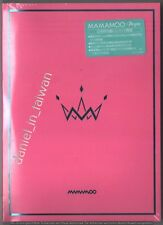Mamamoo: Purple - Asia Edition (2017) TAIWAN CD & DVD & 92p BOOKLET & 3 CARDS