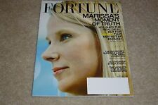 MARISSA MAYER * YAHOO CEO May 19 2014 FORTUNE MAGAZINE Top 25 Eco-Innovators
