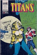 BD--TITANS N° 150--STAN LEE--SEMIC / JUILLET 1991