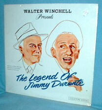 LP FACTORY SEALED! Walter Winchell Presents THE LEGEND OF JIMMY DURANTE