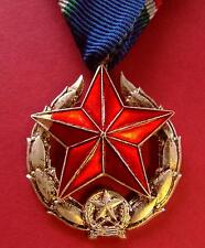 Hungary Communist POLICE MEDAL 2cl for Protection of Public Safety ORIGINL award