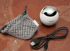 Sony SRSBTV5 (bianco) cassa NFC Sistema di altoparlanti wireless Bluetooth