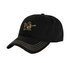 True Religion Men's Buddha Gold Logo Baseball Cap Sports Strapback Hat