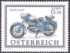 Autriche 2002 PUCH 175 SV/Moto/Moto/transport/Vélos 1 V (s3148)