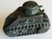 UNKNOWN Toy Lead Tank early 1900's WW1 era Barclay Manoil