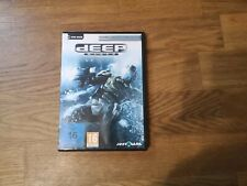 Deep Black PC Spiel Action Shooter Just-A-Game SEHR GUT in OVP und Anleitung PAL