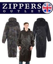 Zip Nylon Long Coats & Jackets for Men
