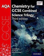 AQA GCSE Chemistry for Combined Science (Trilogy) Student Book NEW