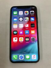 Apple iPhone X - 256GB - Space Gray (Cricket) A1901 (GSM)  19-4O