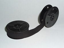 Underwood Portable Typewriter Ribbon on Twin Metal Spools (old School Cotton)