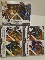 Overwatch Ultimates Series Pack Action Figures, NEW All Sold Together Hasbro