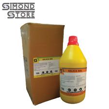 1 Gallon Silica Sol Inorganic Binder Rigidizer For Ceramic Fiber Blanket