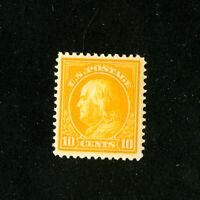US Stamps # 416 XF-S OG VLH Fresh