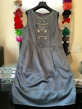Monsoon Silk Blend Plus Size Dresses for Women