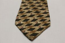 ALEXANDER LLOYD - EXTRA LONG - VINTAGE - MADE IN USA - ALL SILK NECK TIE!