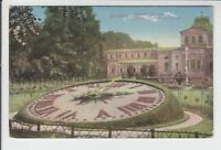 AK Budapest, Margitsziget viragora, Feldpost 1917