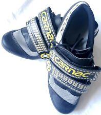 Carnac Cycling Shoes Legend  Carbon Pro SIZE 40.5  7 1/2 Excellent Condition