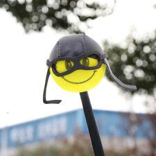 1* Lovely Pilot Car Antenna Aerial Ball EVA Topper Truck SUV Pen Decor Gift Toy