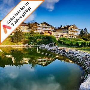Kurzurlaub Bayerischer Wald 3 Tage 2 Personen 4* Wellness Hotel mit Schwimmbad