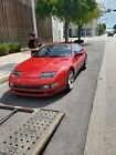 1991 Nissan 300ZX  1991 Nissan 300zx Twin Turbo, Automatic, Red