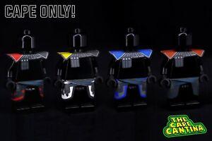 For LEGO Star Wars Arc Trooper Colt Havoc Blitz Hammer Lot of 8 Custom Cape Set