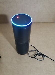 Amazon Echo (1st Generation) Smart Assistant - Black (SK705DI)