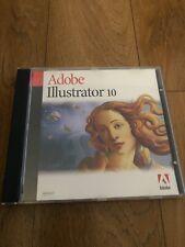 Adobe Illustrator 10 Windows version complete 90040846
