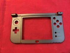 Nintendo NEW 3DS XL Gehäuse Unterteil schwarz NEU