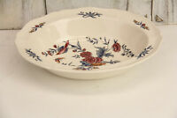 "WEDGWOOD WILLIAMSBURG POTPOURRI OVAL VEGETABLE BOWL 9 3/4"" CHINA NK510 MINT"