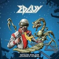 EDGUY - SPACE POLICE-DEFENDERS...(BLACK)  2 VINYL LP NEU