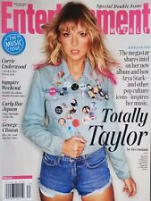 TAYLOR SWIFT COVER'S ENTERTAINMENT WEEKLY MAGAZINE MAY 2019 NO MAILING LABELS