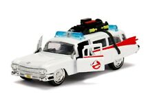 Jada 1:32 Scale Metals Hollywood Rides Ghostbusters Ecto-1 Diecast Car 30207DP1