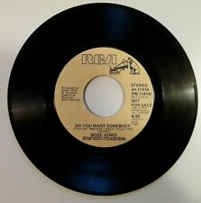 Mose Jones - Do You Want Somebody (Stereo and Mono) - RCA 11414 - Promo/DJ