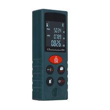 40M Handheld Laser Distance Meter Range Finder Measure Diastimeter Blue