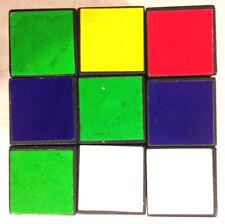 Rubik's Cube 3x3 Vintage Classic Retro Puzzle Box Brain Teaser Game