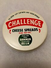 Challenge Dairy Cheese Spread Cap.