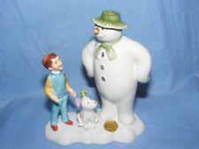John Beswick The Snowman And The Snowdog Lets Go On An Adventure Raymond Briggs