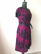 Stunning Dress from Hobbs UK Size 14/16, Draped front, 1940s appearance Vintage