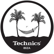 Technics DMC - Ibiza Slipmats (x2)