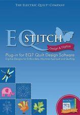 EQStitch, Embroidery + Machine Appliqué Digitizing Software for your EQ7