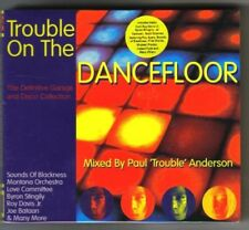 TROUBLE ON THE DANCEFLOOR MIXED BY PAUL ANDERSON 1997 DOUBLE CD NEW & SEALED