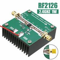RF 10MHz-6GHz Bias Tee Banda Ancha Microfrecuencia Microondas Coaxial Bias