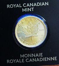 2020 Canada 1 Gram Gold Maple Leaf .9999 Fine