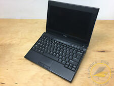 "Dell Latitude 2110 10.1"" Intel Atom 1.83GHz 2GB 160GB WEBCAM Win 7 Pro"