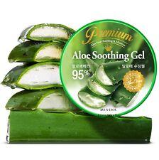 Missha Premium Aloe Soothing Gel 300ml 10.14oz. Aloe Vera 95% Moisturizing