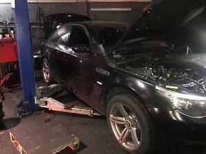 BMW M6 5.0 E60 E61 S85 B50A ENGINE SUPPLY & FIT 2005-2010