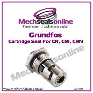 Grundfos CR, CRI, CRN - 96455086 HQQE replacement mechanical seal CR1, CR3, CR5