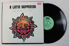 Franc Peri, A Latin Happening, Vinyl LP, Roper Records, VG+ vinyl