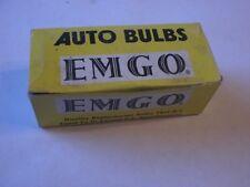 EMGO AUTO LAMP BULBS NO. 48-66512  C.P.W. 12V21/6CP BOX OF 10 #24
