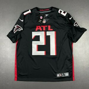 100% Authentic Atlanta Falcons Todd Gurley II Nike Black Vapor Limited Jersey XL